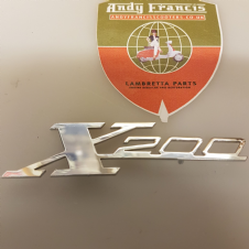 BADGE SX200 LEGSHIELD BADGE